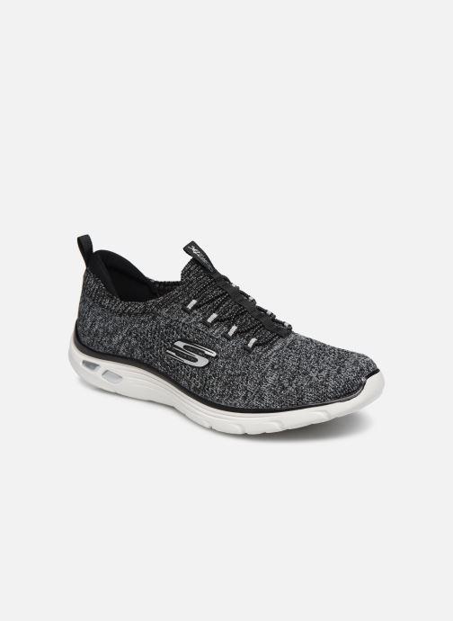 Sneakers Skechers EMPIRE D'LUX SHARP WITTED Zwart detail