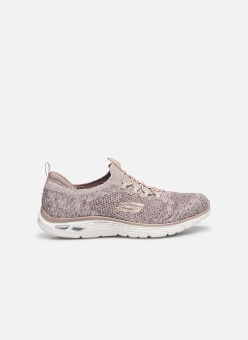 Sneakers Skechers EMPIRE D'LUX SHARP WITTED Beige immagine posteriore