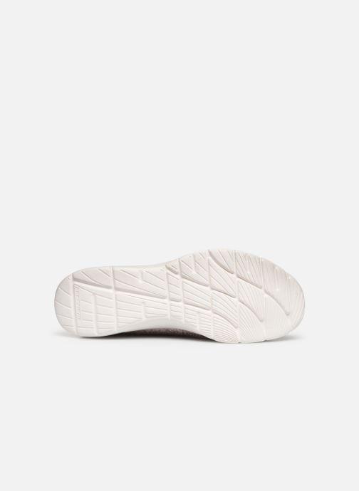Sneaker Skechers EMPIRE D'LUX SHARP WITTED beige ansicht von oben