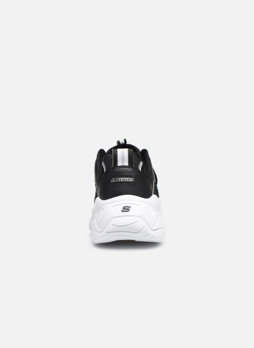 Sneakers Skechers D'LITES 3.0 SINGLE POINT Nero immagine destra