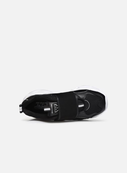 Sneakers Skechers D'LITES 3.0 SINGLE POINT Nero immagine sinistra
