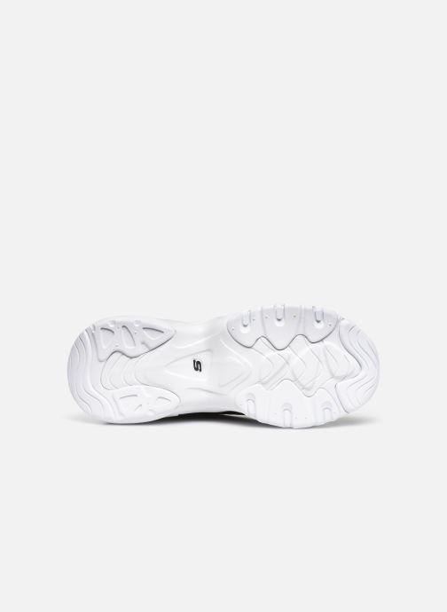 Sneakers Skechers D'LITES 3.0 SINGLE POINT Nero immagine dall'alto