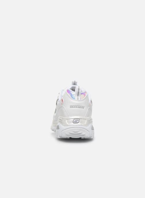 Sneakers Skechers D'LITES FLASH TONIC Bianco immagine destra