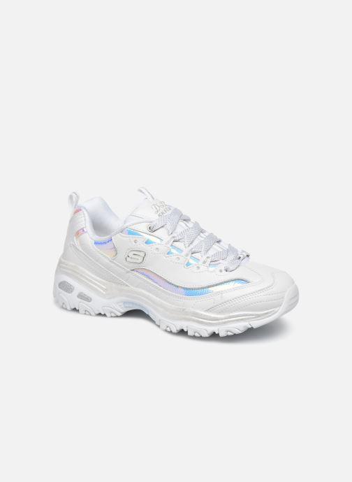 Sneakers Skechers D'LITES FLASH TONIC Bianco vedi dettaglio/paio