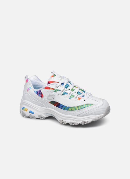 Sneakers Skechers D'LITES SUMMER FIESTA Bianco vedi dettaglio/paio