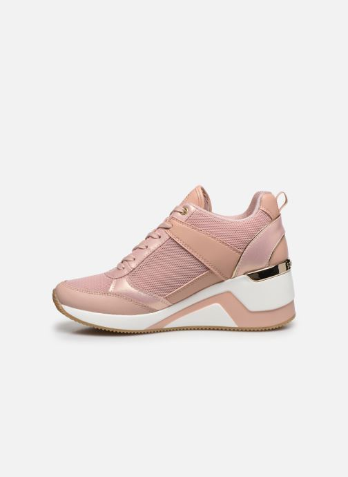 Baskets Skechers MILLION AIR UP THERE Rose vue face