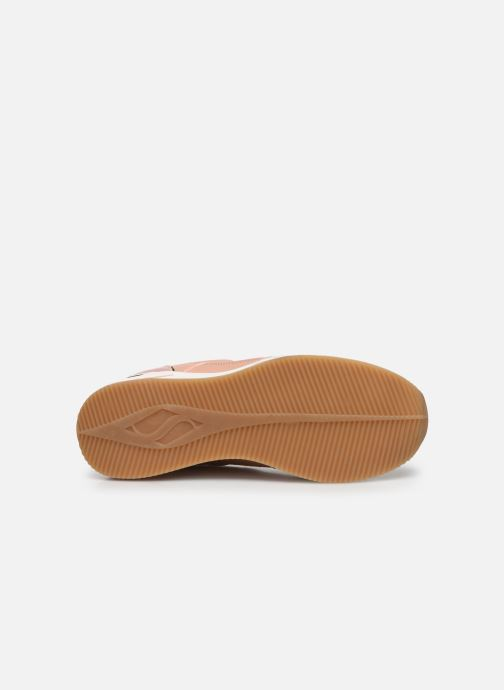 Baskets Skechers MILLION AIR UP THERE Rose vue haut