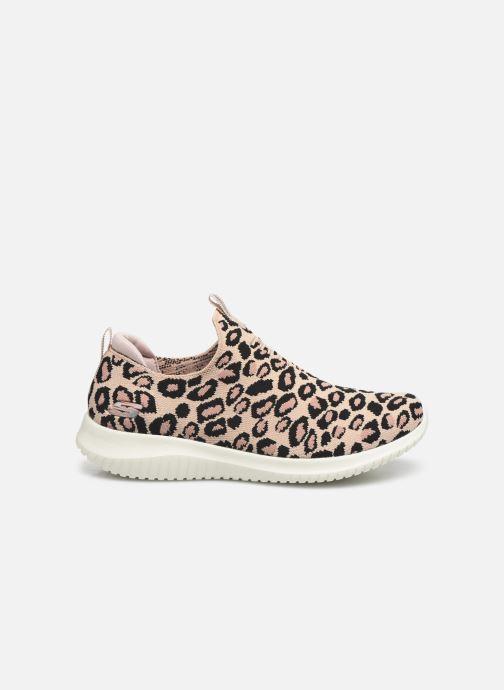 Sneakers Skechers ULTRA FLEX WILD EXPEDITION Beige immagine posteriore