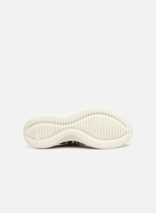 Sneakers Skechers ULTRA FLEX WILD EXPEDITION Beige immagine dall'alto