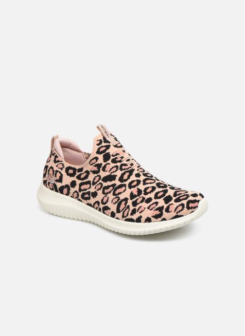 Sneakers Skechers ULTRA FLEX WILD EXPEDITION Beige vedi dettaglio/paio