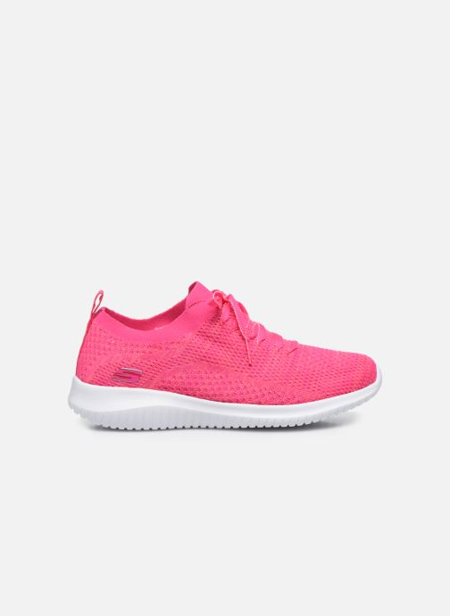 Sneakers Skechers ULTRA FLEX SUGAR BLISS Rosa immagine posteriore