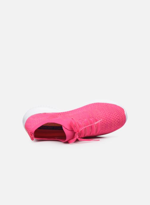 Sneakers Skechers ULTRA FLEX SUGAR BLISS Rosa immagine sinistra