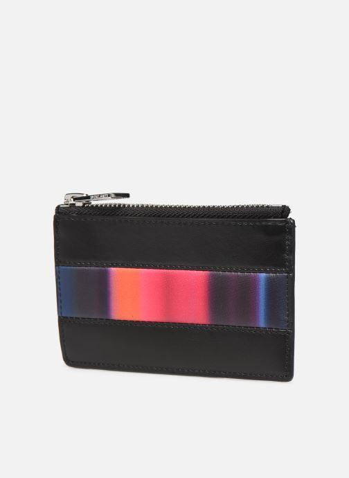 Portemonnaies & Clutches PS Paul Smith Women Slg Cc Horizon schwarz schuhe getragen