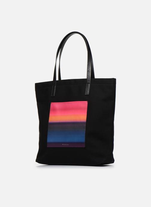 Handtaschen PS Paul Smith Womens Bag Tote Horizon schwarz schuhe getragen