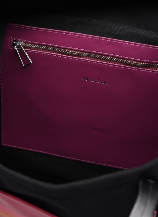 Sacs à main PS Paul Smith Womens Bag Tote Horizon Noir vue derrière