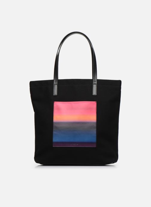 Sacs à main PS Paul Smith Womens Bag Tote Horizon Noir vue détail/paire