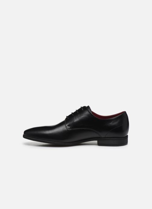 Chaussures à lacets Fluchos Adam F0842 Noir vue face