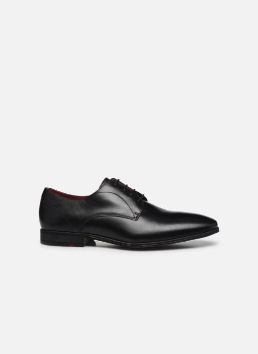 Chaussures à lacets Fluchos Adam F0842 Noir vue derrière
