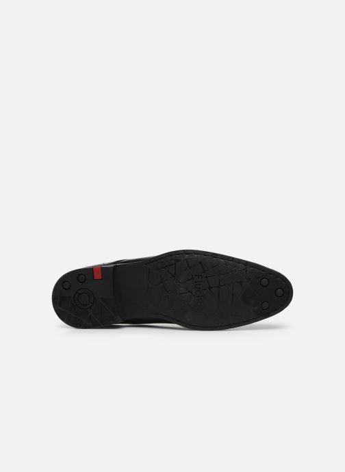 Chaussures à lacets Fluchos Adam F0842 Noir vue haut
