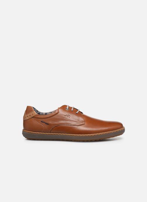 Chaussures à lacets Fluchos Timor F0474 Marron vue derrière
