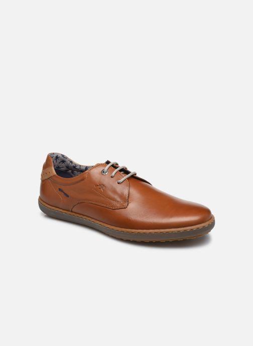 Chaussures à lacets Fluchos Timor F0474 Marron vue détail/paire