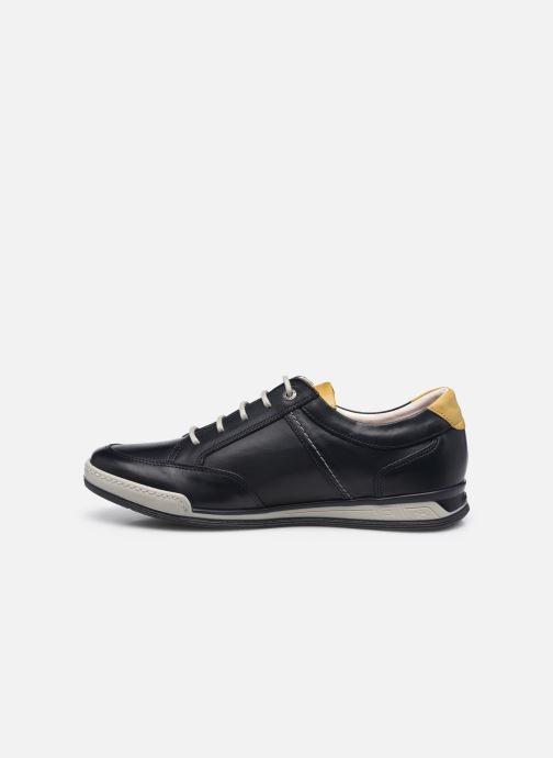 Sneaker Fluchos Etna Zip F0148 blau ansicht von vorne