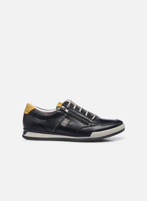 Sneaker Fluchos Etna Zip F0148 blau ansicht von hinten
