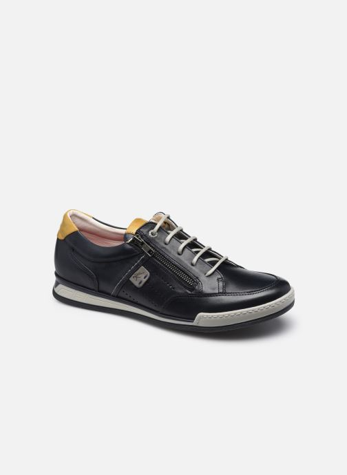 Sneaker Fluchos Etna Zip F0148 blau detaillierte ansicht/modell