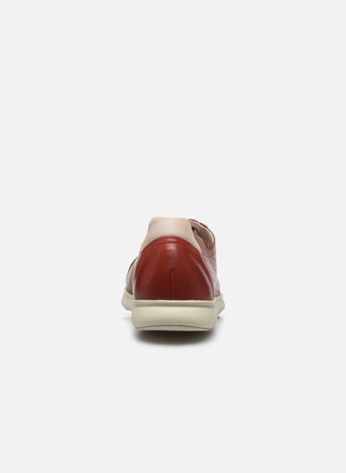 Sneakers Fluchos Iron F0852 Bordò immagine destra