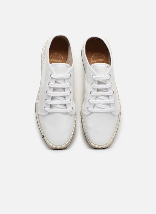 Sneakers Made by SARENZA South Village Basket #1 Bianco modello indossato