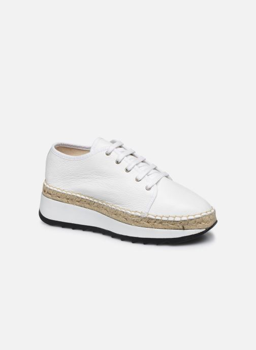 Sneakers Made by SARENZA South Village Basket #1 Bianco immagine destra