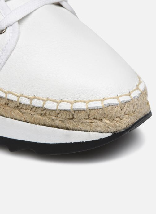Sneakers Made by SARENZA South Village Basket #1 Bianco immagine sinistra