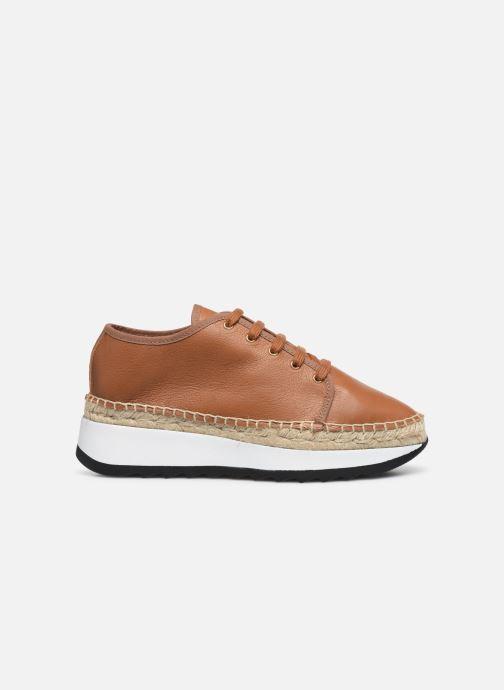 Sneakers Made by SARENZA South Village Basket #1 Marrone vedi dettaglio/paio