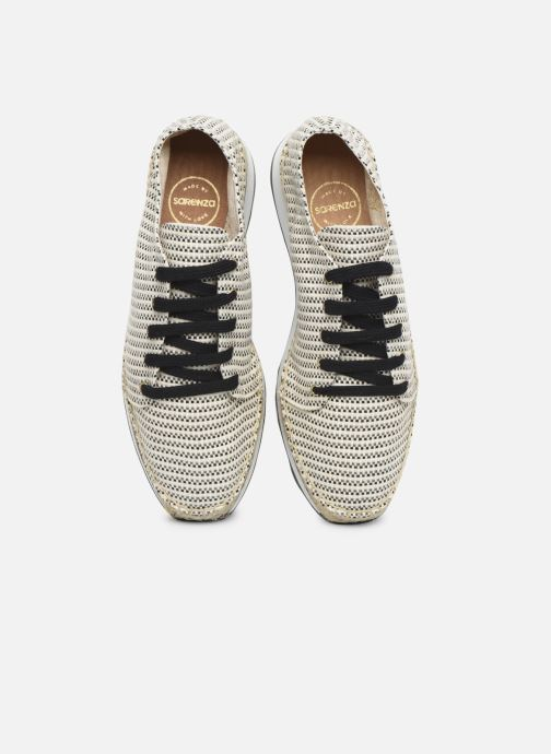 Baskets Made by SARENZA South Village Basket #1 Beige vue portées chaussures