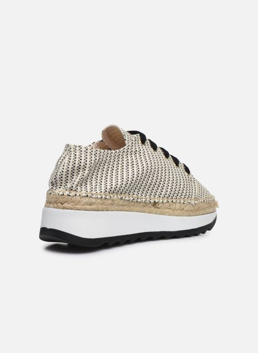 Sneakers Made by SARENZA South Village Basket #1 Beige immagine frontale