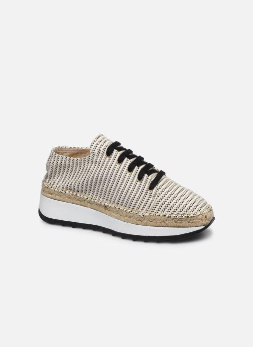 Sneakers Made by SARENZA South Village Basket #1 Beige immagine destra