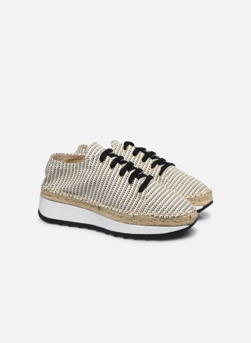 Sneakers Made by SARENZA South Village Basket #1 Beige immagine posteriore
