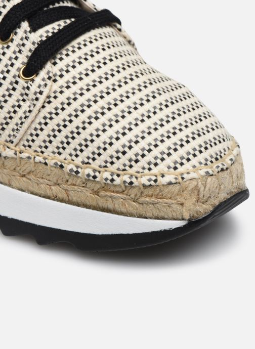 Sneakers Made by SARENZA South Village Basket #1 Beige immagine sinistra
