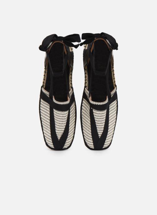 Espadrilles Made by SARENZA South Village Espadrilles #5 Noir vue portées chaussures