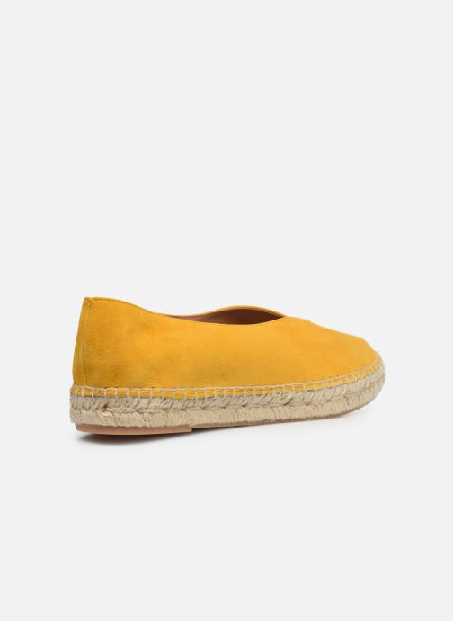 Espadrilles Made by SARENZA South Village Espadrilles #6 Jaune vue face