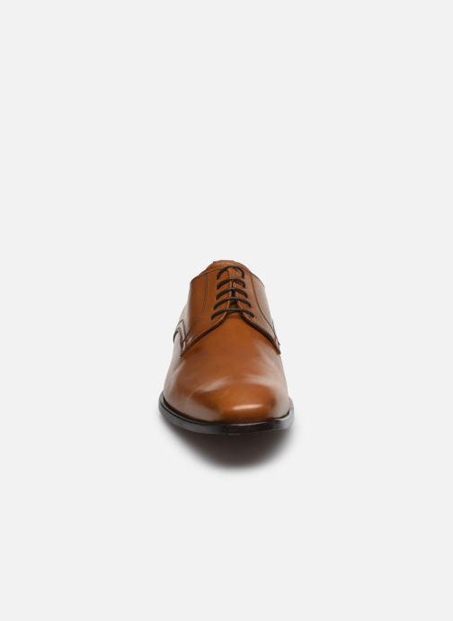 Chaussures à lacets Florsheim CARAVEL Marron vue portées chaussures