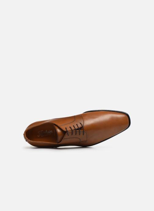 Chaussures à lacets Florsheim CARAVEL Marron vue gauche