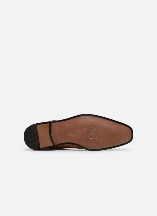 Chaussures à lacets Florsheim CARAVEL Marron vue haut