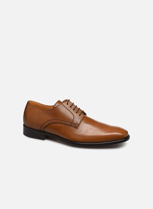 Chaussures à lacets Florsheim CARAVEL Marron vue détail/paire