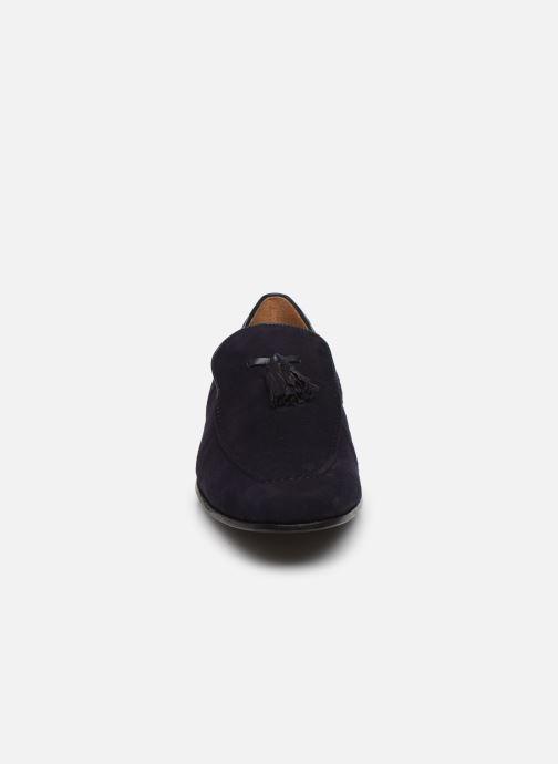 Mocassins Florsheim HOTTER Bleu vue portées chaussures