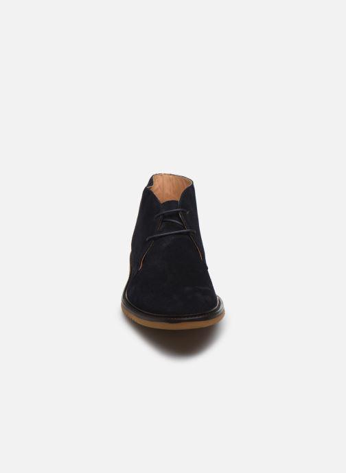 Bottines et boots Florsheim MORGAN DB Bleu vue portées chaussures