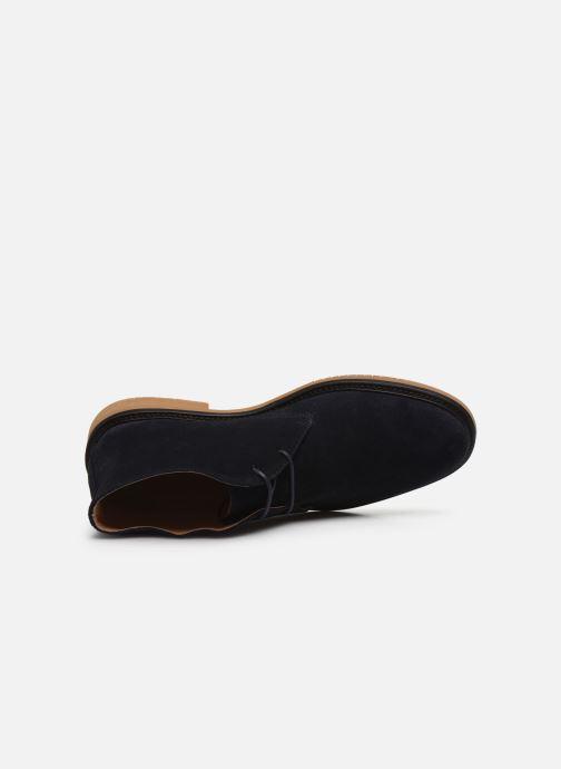 Bottines et boots Florsheim MORGAN DB Bleu vue gauche