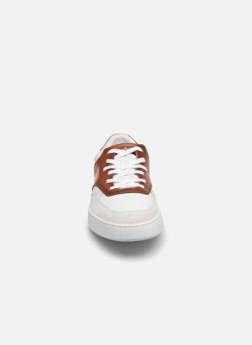 Baskets Florsheim RANDOM COMBO Blanc vue portées chaussures