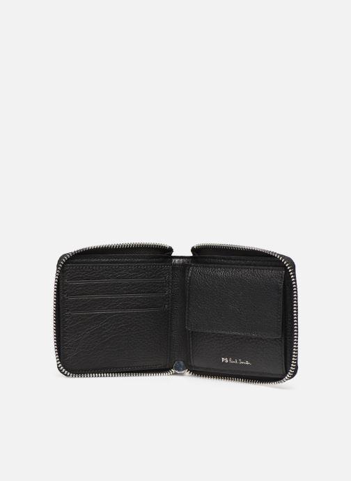 Portemonnaies & Clutches PS Paul Smith Ps Zip Coin Billfold schwarz ansicht von hinten