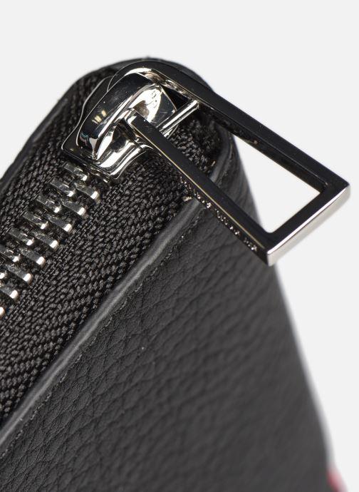 Portemonnaies & Clutches PS Paul Smith Ps Zip Coin Billfold schwarz ansicht von links